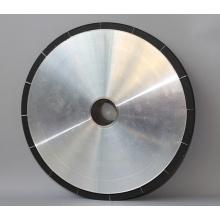 Verglaste CBN und Diamant Räder