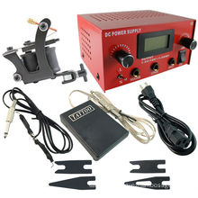 PS108009 Quality Tattoo Power Supply Kits Machine