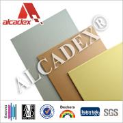 Wall Decoration Materials Aluminum Composite Panel, Interior Dibond 3mm ACP