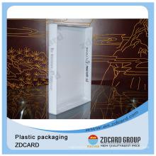 Kundenspezifischer Tee-Schalen-Verpackenkunststoff-Kasten-freier Verpackenkasten