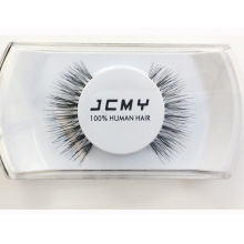 Top quality 100% real human hair lashes at wholesale price