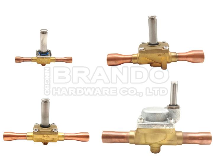 danfoss refrigeration solenoid valve