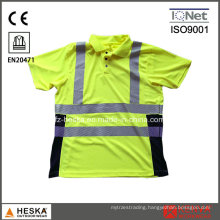 Heat Transfer Tape Eyesbird Hi Vis Reflective Polo Shirt
