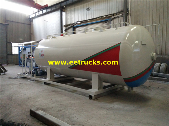 15t Skid Mounted Propane Stations
