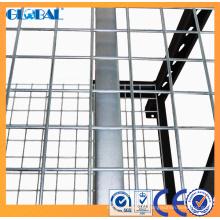 Rack industriel moyen de devoir Q235 / systèmes industriels de vente au détail et de support en gros