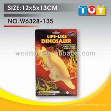 Высокое качество tpr мягкой динозавра животное с отчетом по испытанию