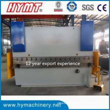 Cintreuse de plaques d'acier Wc67y-160X4000, presse plieuse hydraulique