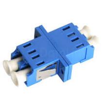 Precio de fábrica del adaptador de fibra óptica a dos caras del LC