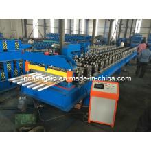 Máquina perfiladora de paneles de techo / máquina de producción de tejas