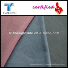 Coton Polyester tissu/coton Spandex Polyester tissu/Spandex Twill sergé
