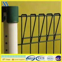 Powder Painted Steel Palisade Fencing