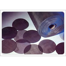 Filter Black Iron Woven Tuch für Haushalt Apparat mit SGS