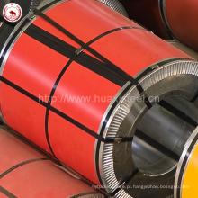 Folha de metal ondulado PPGI PPGL em bobina a partir de China