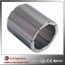 Comprar N50 Axial D50X10MM Neodimio Arc Magnet Supplier China