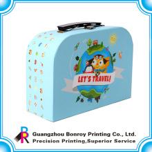 Cajas de regalo de alta calidad laminadas de alta calidad de impresión offset