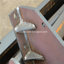 OEM Sheet Metal Fabrication Welding Parts
