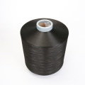 China PET FLAKE RECYCLED POLYESTER YARN DTY 300D/96F