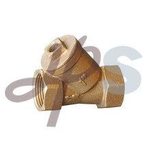 colador de bronce de tipo y