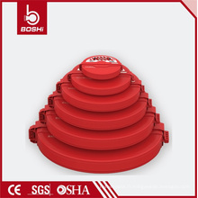 Matériau PP Verrouillage de la vanne standard