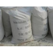 Grado industrial de alta calidad Sulfato de sodio anhidro del 99%