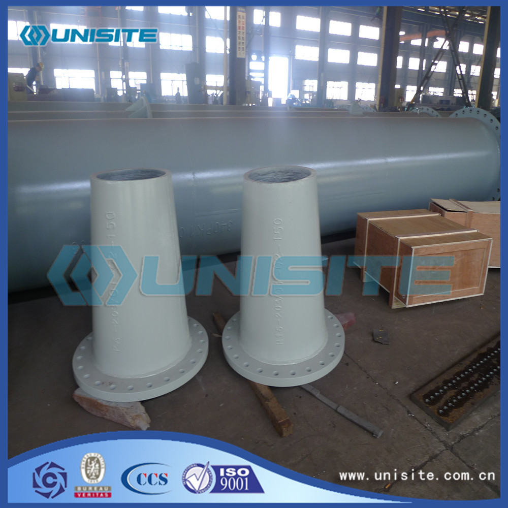 Thick Steel Wear Resistant Pipes Size