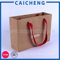 China printing factory wholesale low price paper bag for shopping