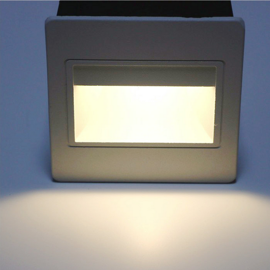 3watt led step light