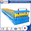 High Efficiency PPGI Roof Wall Plate Forming Machine