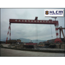 Shipyard Gantry Crane 18 with SGS