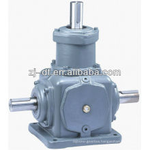 DOFINE T series single shaft spiral bevel gearbox