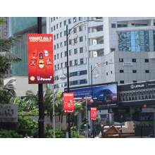 3G Wireless P6 Outdoor Street LED Display