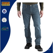 Men Straight-Fit Denim Jeans