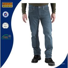 Прямо Fit джинсы Мужские