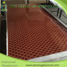 Many Type 1220X2440X1.6-5.0mm Paper Overlay Plywood From Linyi