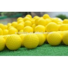 Vend en gros 2 morceau coloré mini balle deux couche conduite gamme pratique multi couleur golf balles de golf