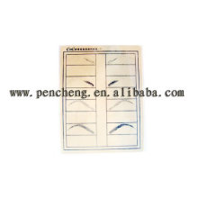 Eyebrow Practice Leather & Tattoo Training Tools