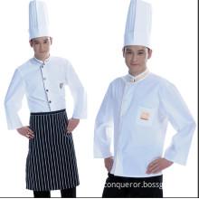 New Style White Chef Uniform