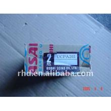 ASAHI pillow block bearings UCPA203