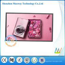 Affichage publicitaire LCD 55 pouces cadre photo numérique