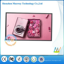 Display de publicidade de LCD Moldura digital de 55 polegadas
