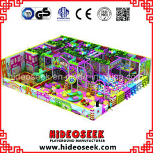 PVC Soft Indoor Playground for Shipping Center