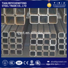 best selling products in dubai ms square welded steel tube / pipe