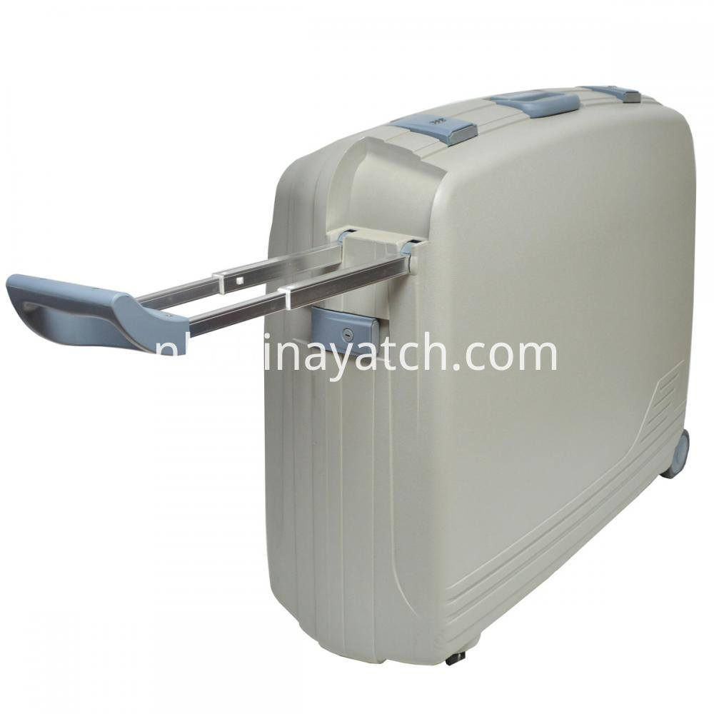 PP Case with Aluminum Trolley