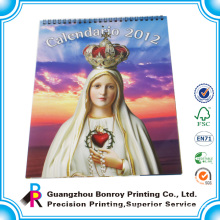 Customized cheap wholesale table 2014 calendar