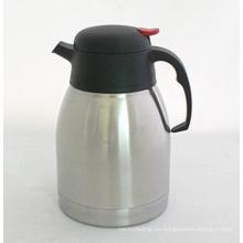 Cafetera al vacío de acero inoxidable