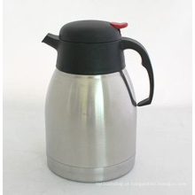 Panela de café de vácuo de aço inoxidável