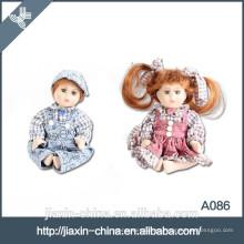 muñecas de porcelana en handmake