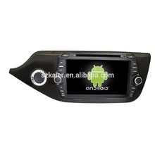 Quad core! Android 4.4/5.1 car dvd for KIA CEED 2014 with 8inch Capacitive Screen/ GPS/Mirror Link/DVR/TPMS/OBD2/WIFI/4G