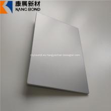 Panel de revestimiento de pared compuesto de aluminio PE ACP