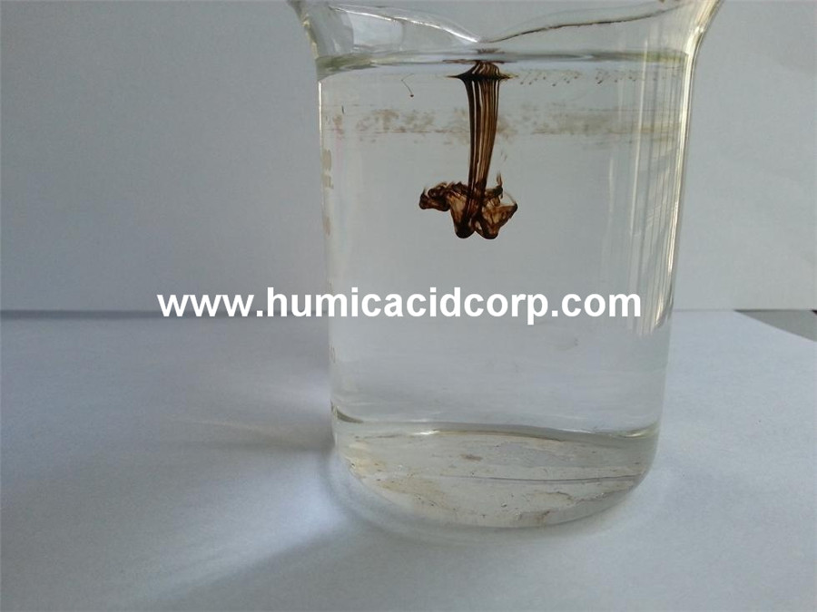 Potassium Humate 100 Water Soluble
